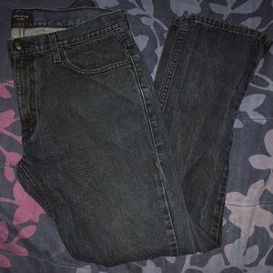 Adam Levine Dark Blue Jeans